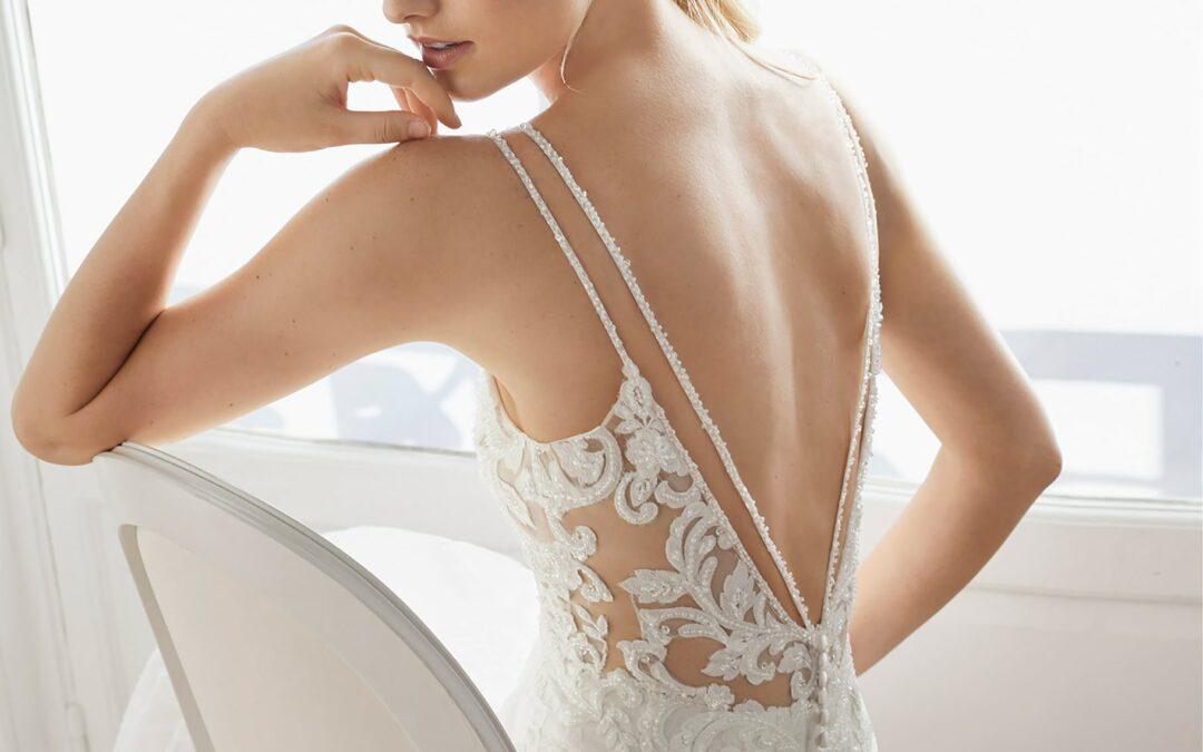 Ivana Bianca – créations uniques de robes de mariée en atelier